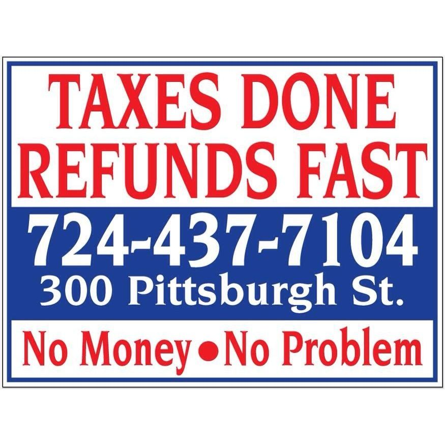 Taxes Done Refund Fast - Uniontown, PA - Accounting