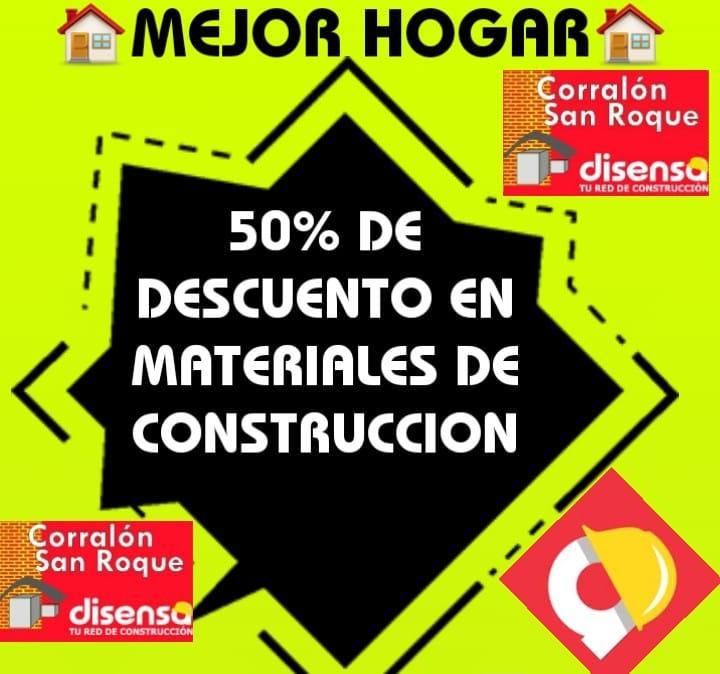 CORRALON SAN ROQUE - TODO PARA CONSTRUCCIÓN
