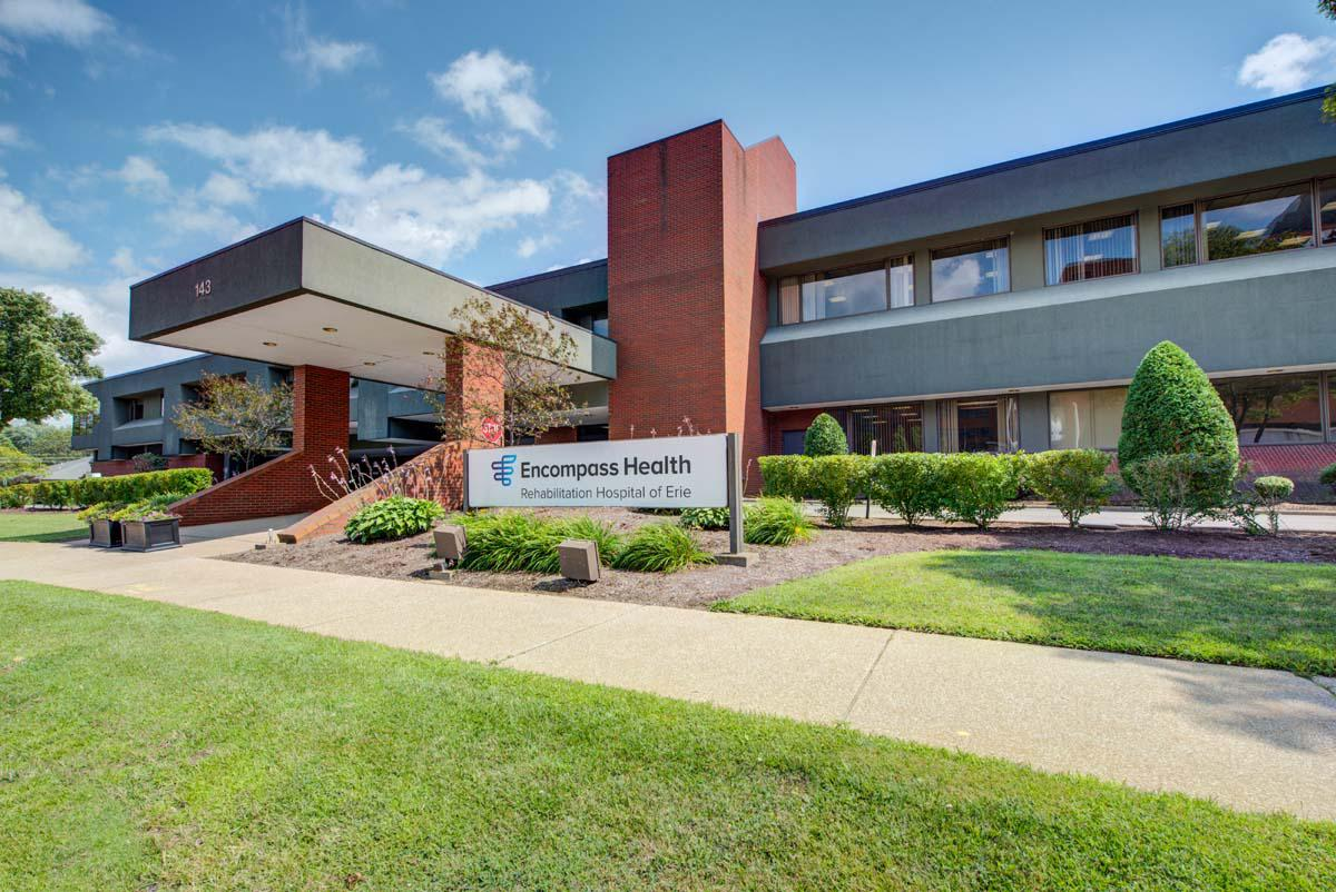 Encompass Health Rehabilitation Hospital of Erie