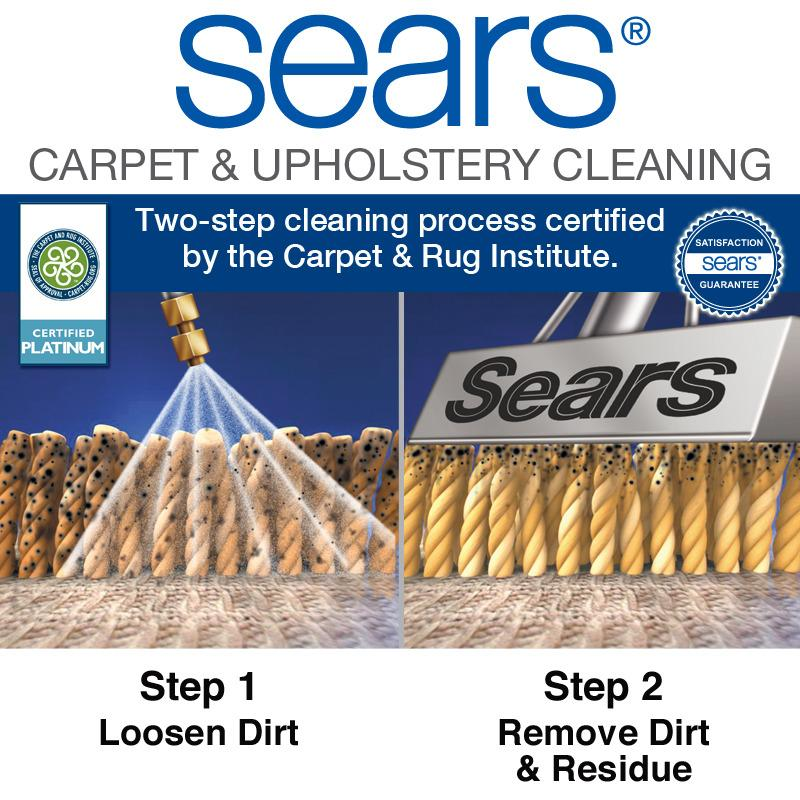 Sears Carpet Cleaning Amp Air Duct Cleaning Closed San