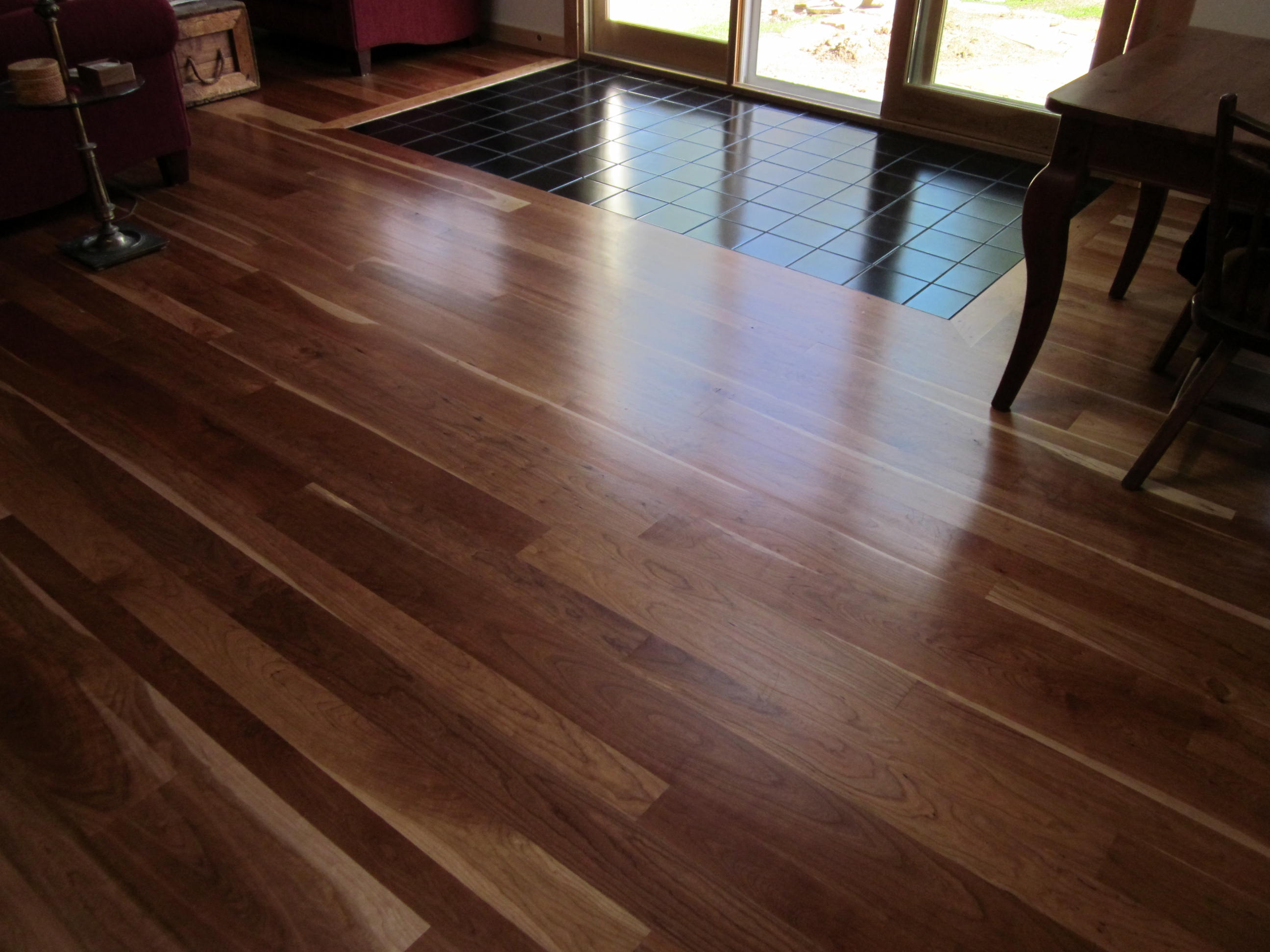 Kerber farms lumber company coupons near me in guilford for Wood flooring near me