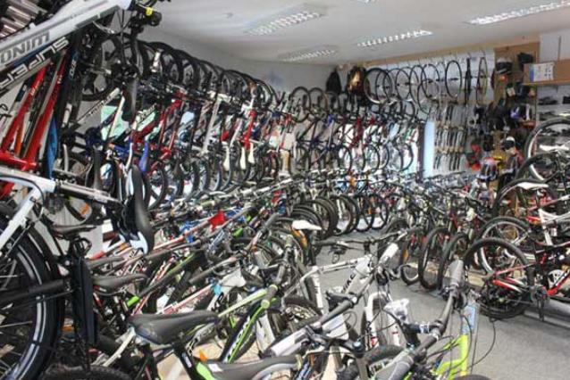 Jursa Sport - prodej a servis jízdních kol