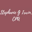 Stephanie G Irwin, CPA
