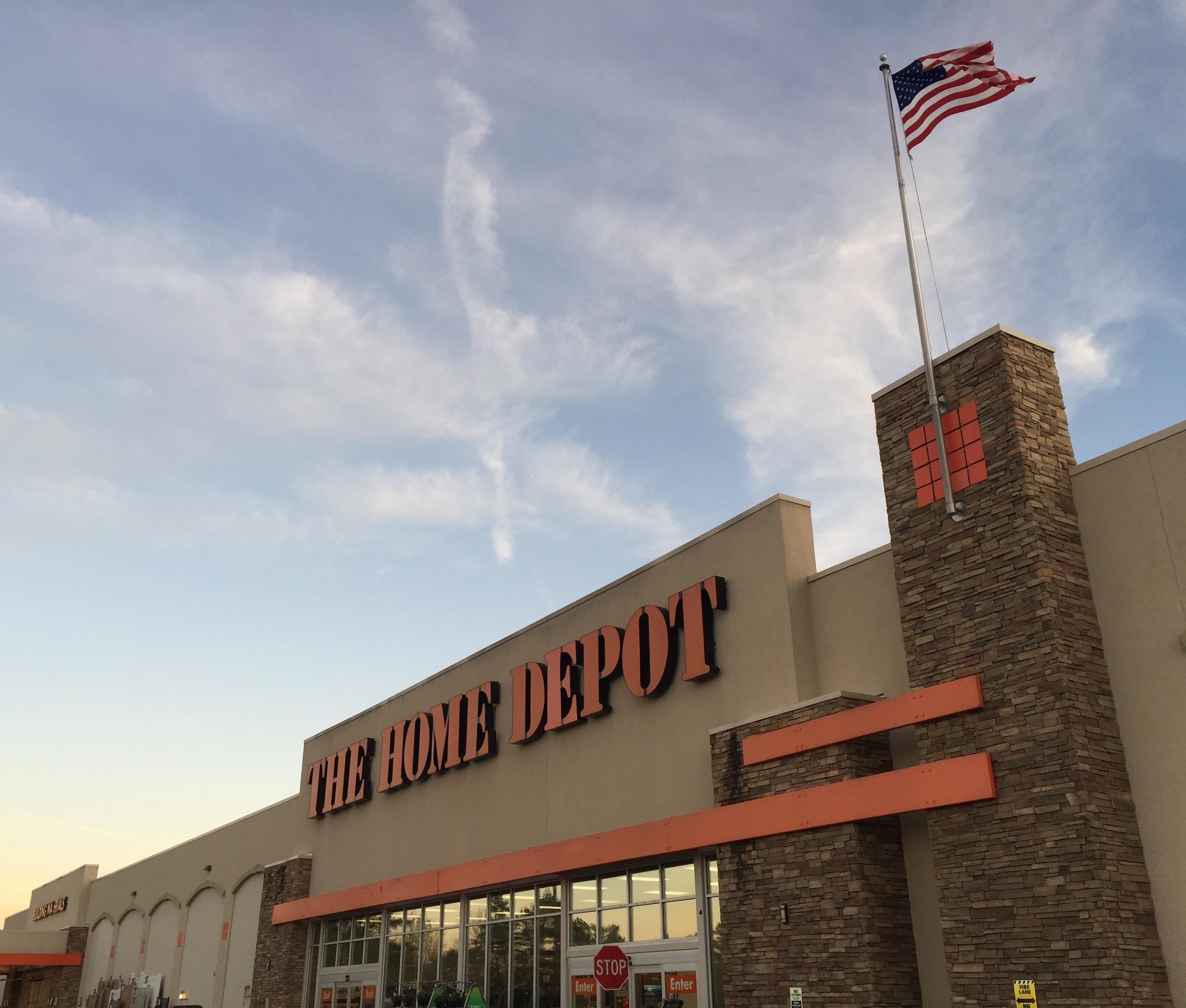 Home Depot Commerce Ga