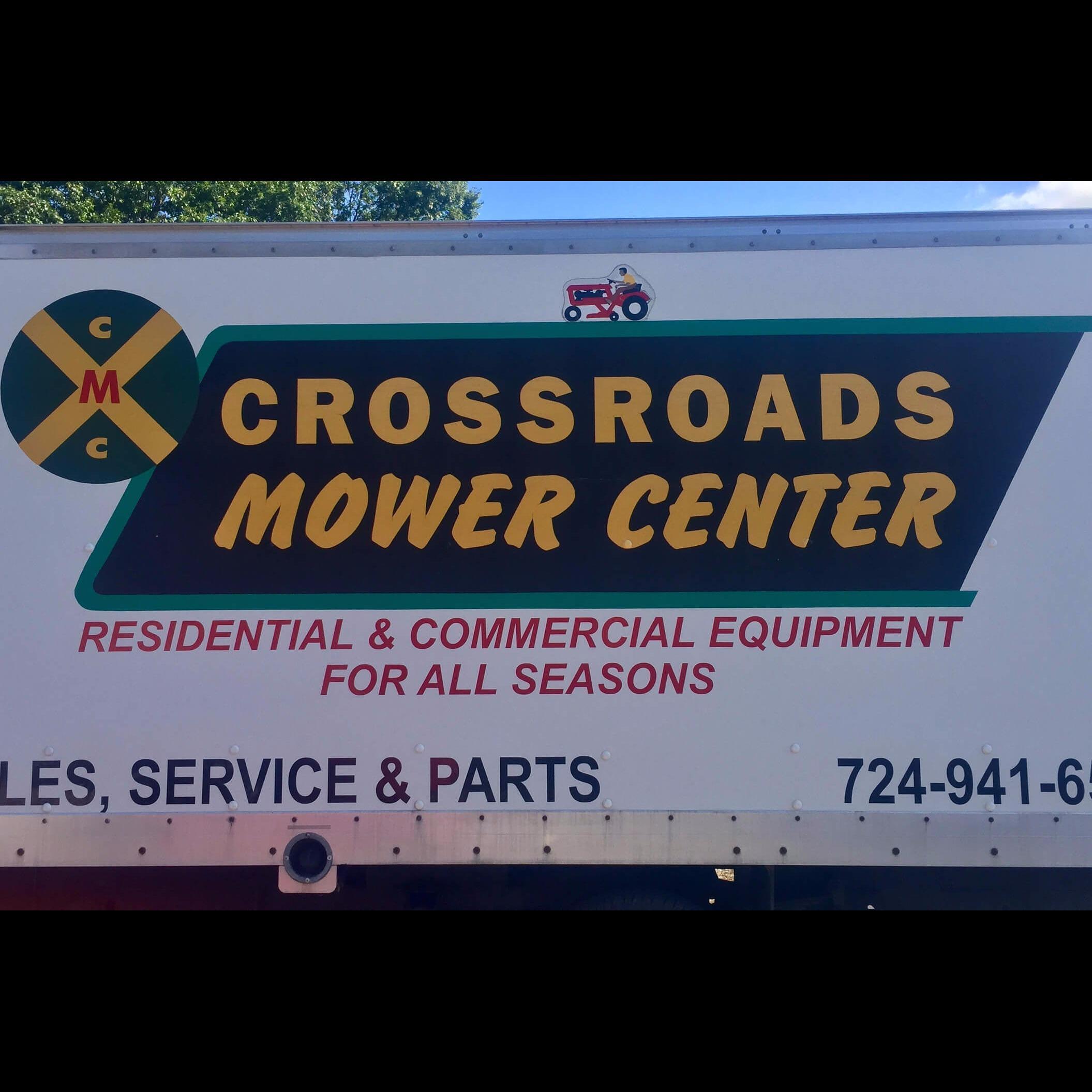 Crossroads Mower Center Mcmurray Pa