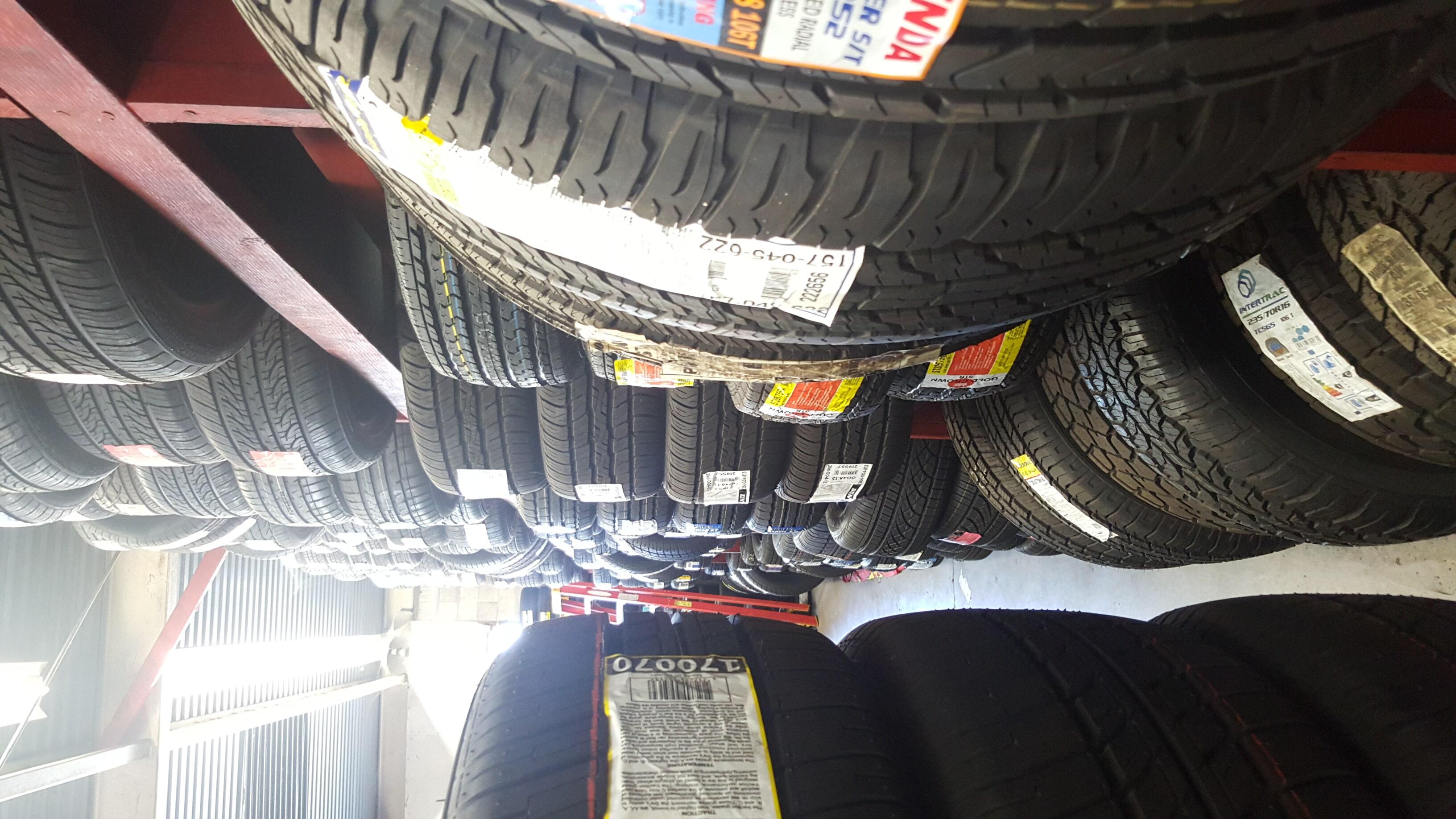 Unique Tires