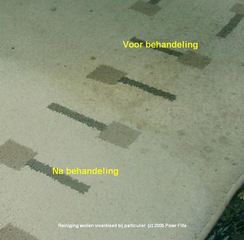 POWR Flite Vloerreinigingstechniek