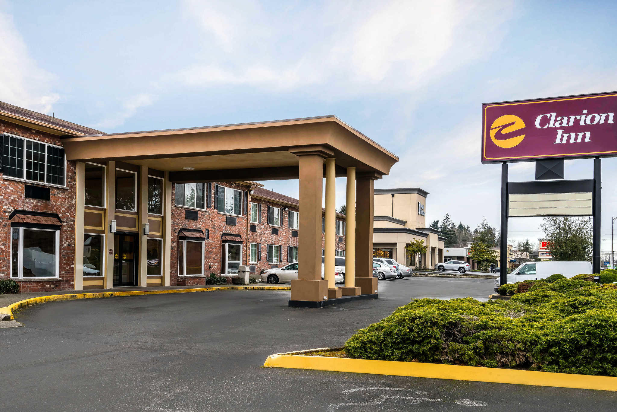 Hotels Near Joint Base Lewis Mcchord Wa