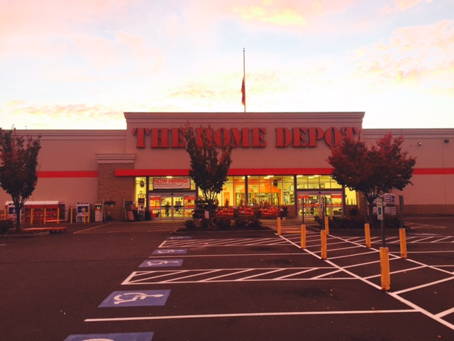 The Home Depot In Tacoma Wa 98445