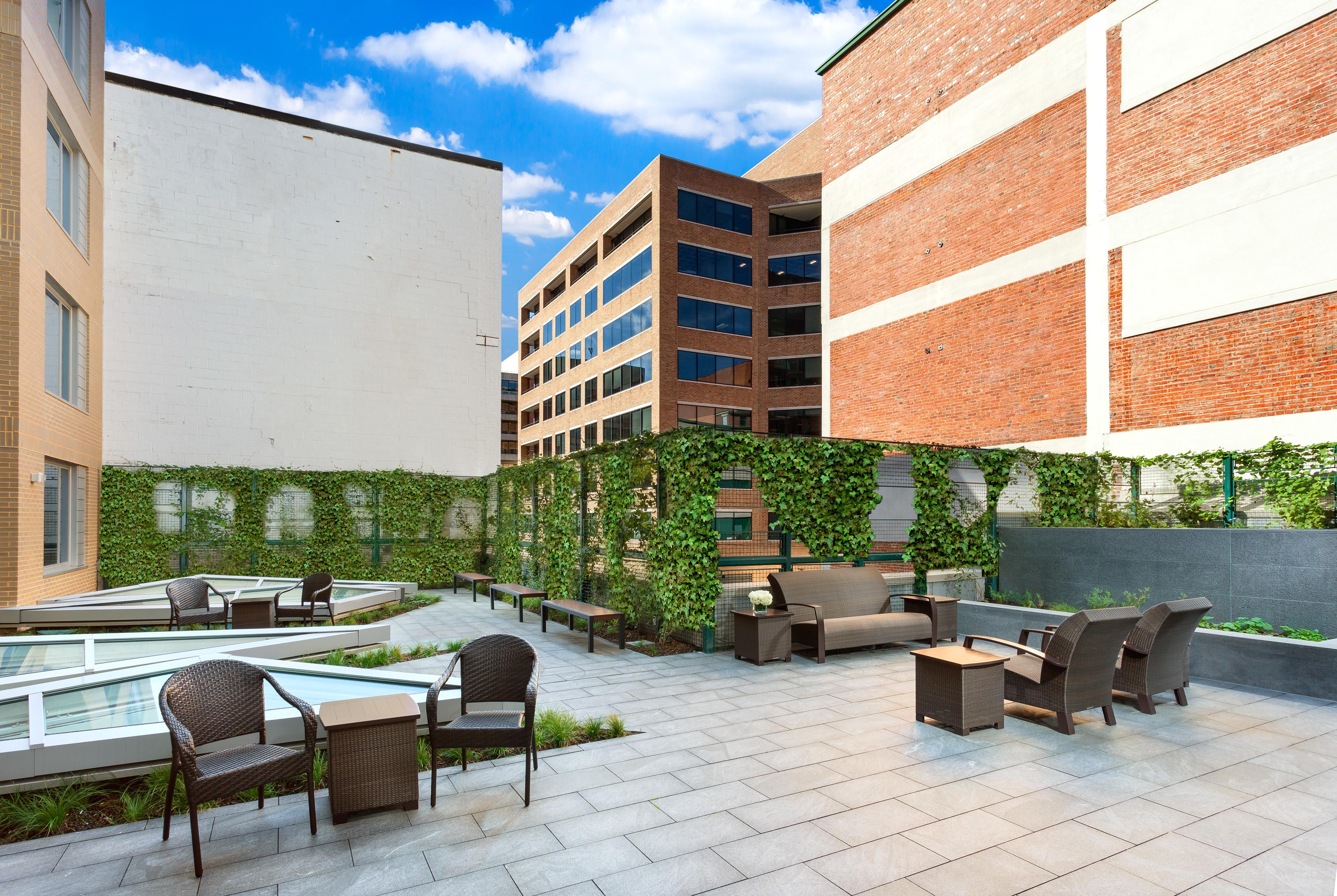 Hilton Garden Inn Washington Dc Georgetown Area In Washington Dc 20037