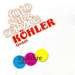 Fotosatz-Service Köhler GmbH