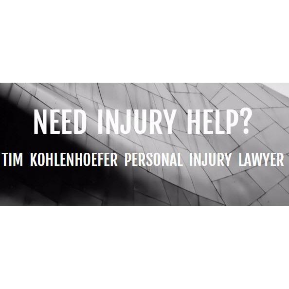 Tim Kohlenhoefer - Attorney at Law