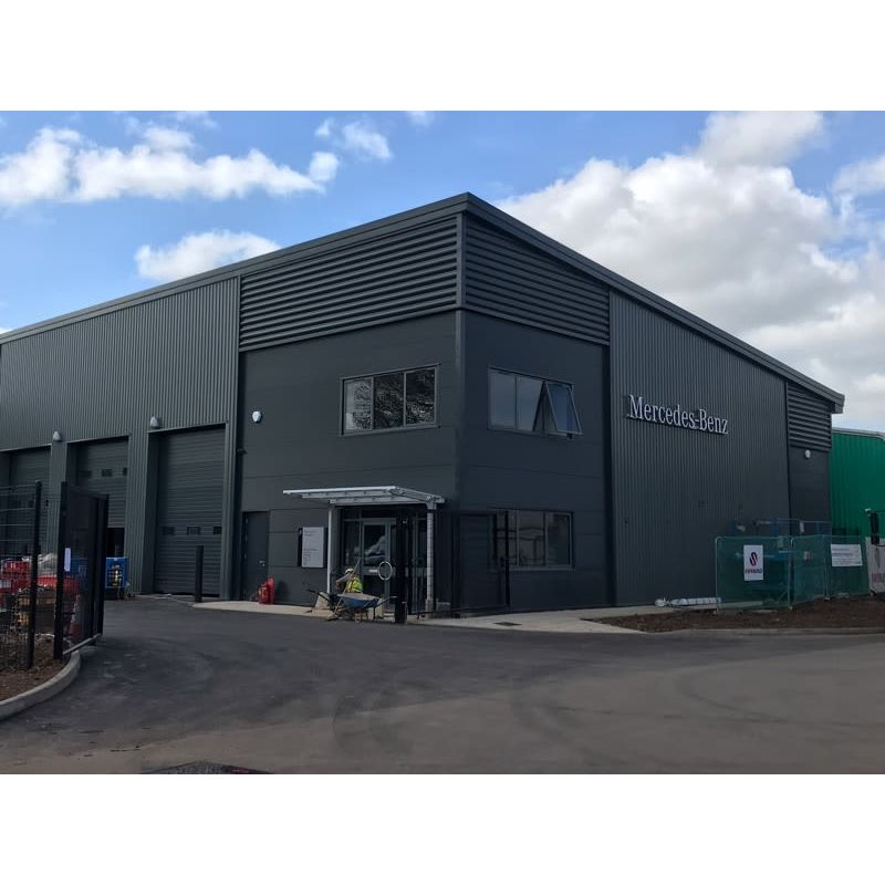 Able Industrial Roofing - Paignton, Devon TQ3 3LT - 01803 523981   ShowMeLocal.com