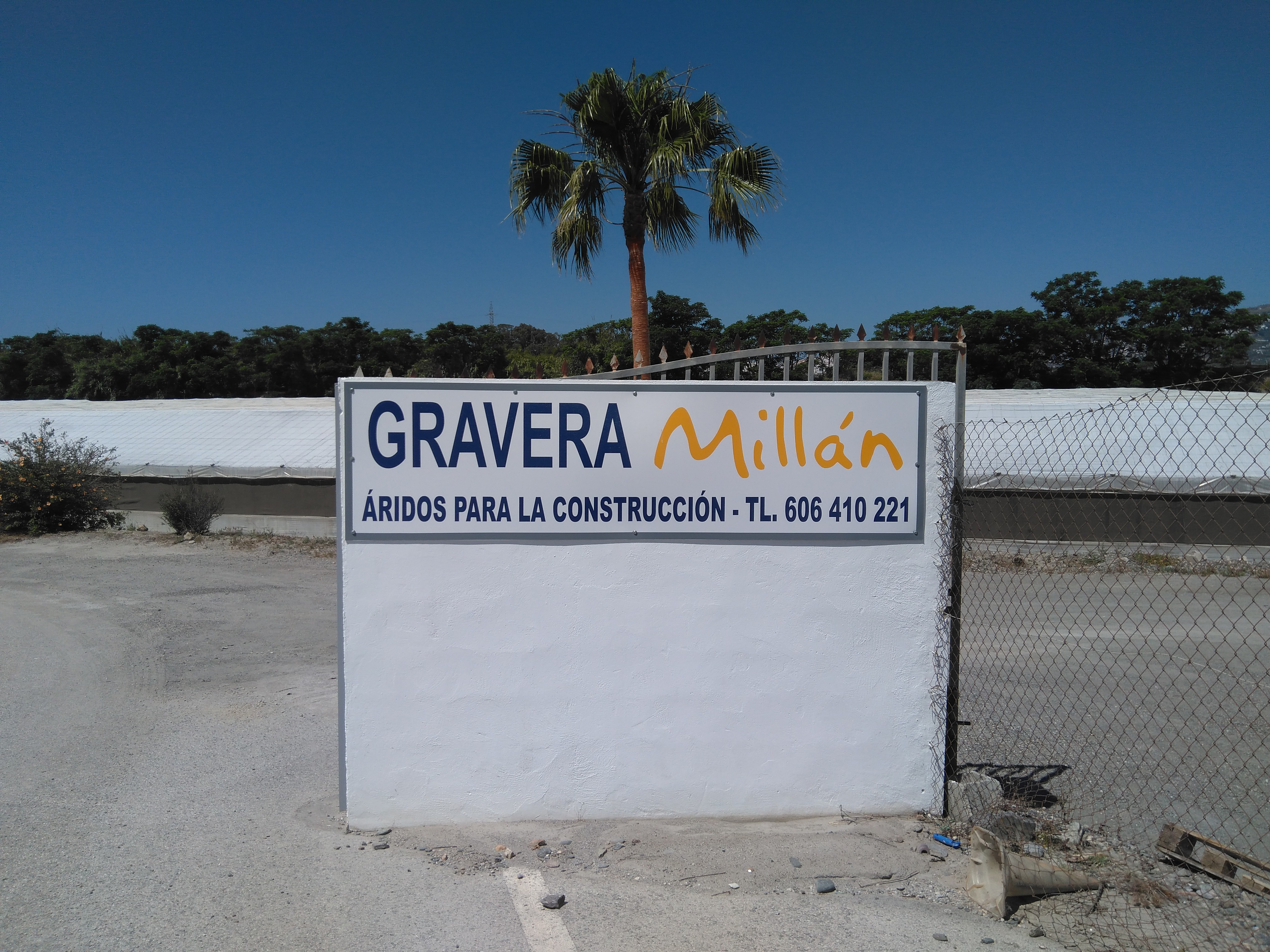 Gravera Millán