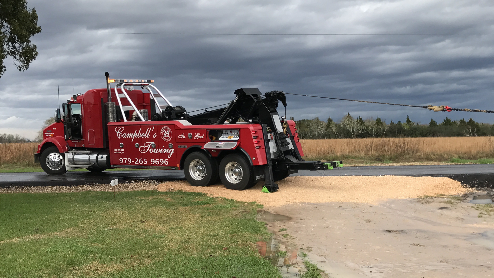 Campbell's Towing