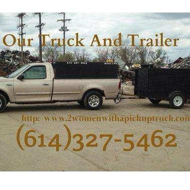 2 Women with a Pickup Truck and Trailer Too - Columbus, OH 43230 - (614)327-5462 | ShowMeLocal.com