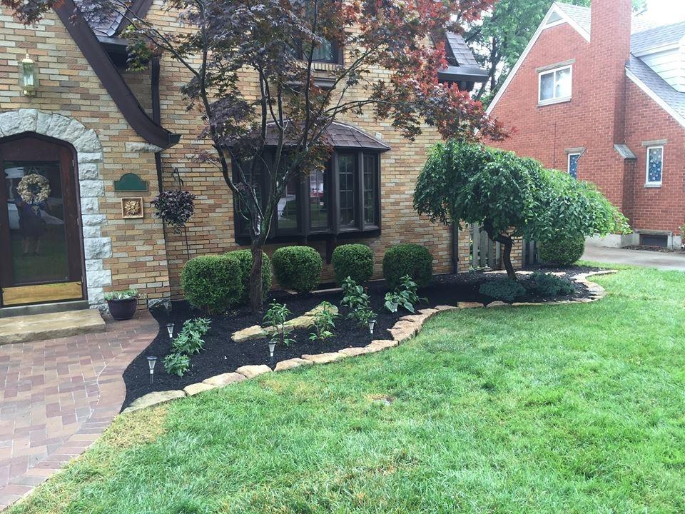 Oakwood Lawn Amp Landscaping Kettering Ohio Oh