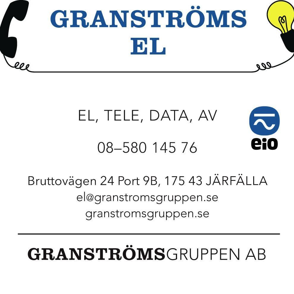 Granströms El