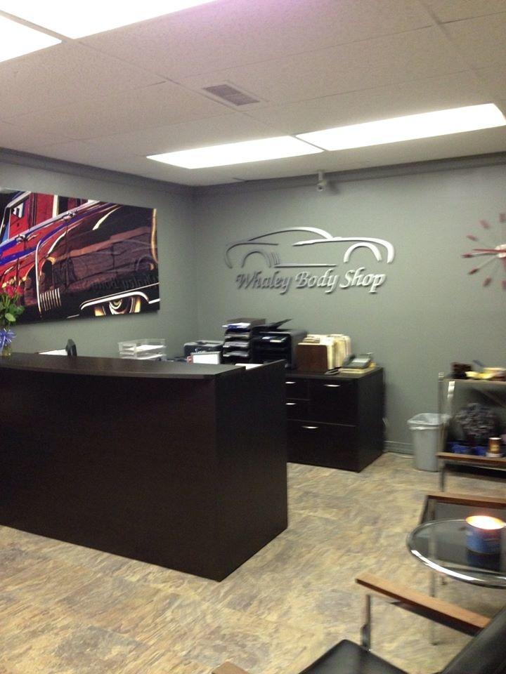 Whaley Body Shop, Nashville Tennessee (TN) - LocalDatabase.com