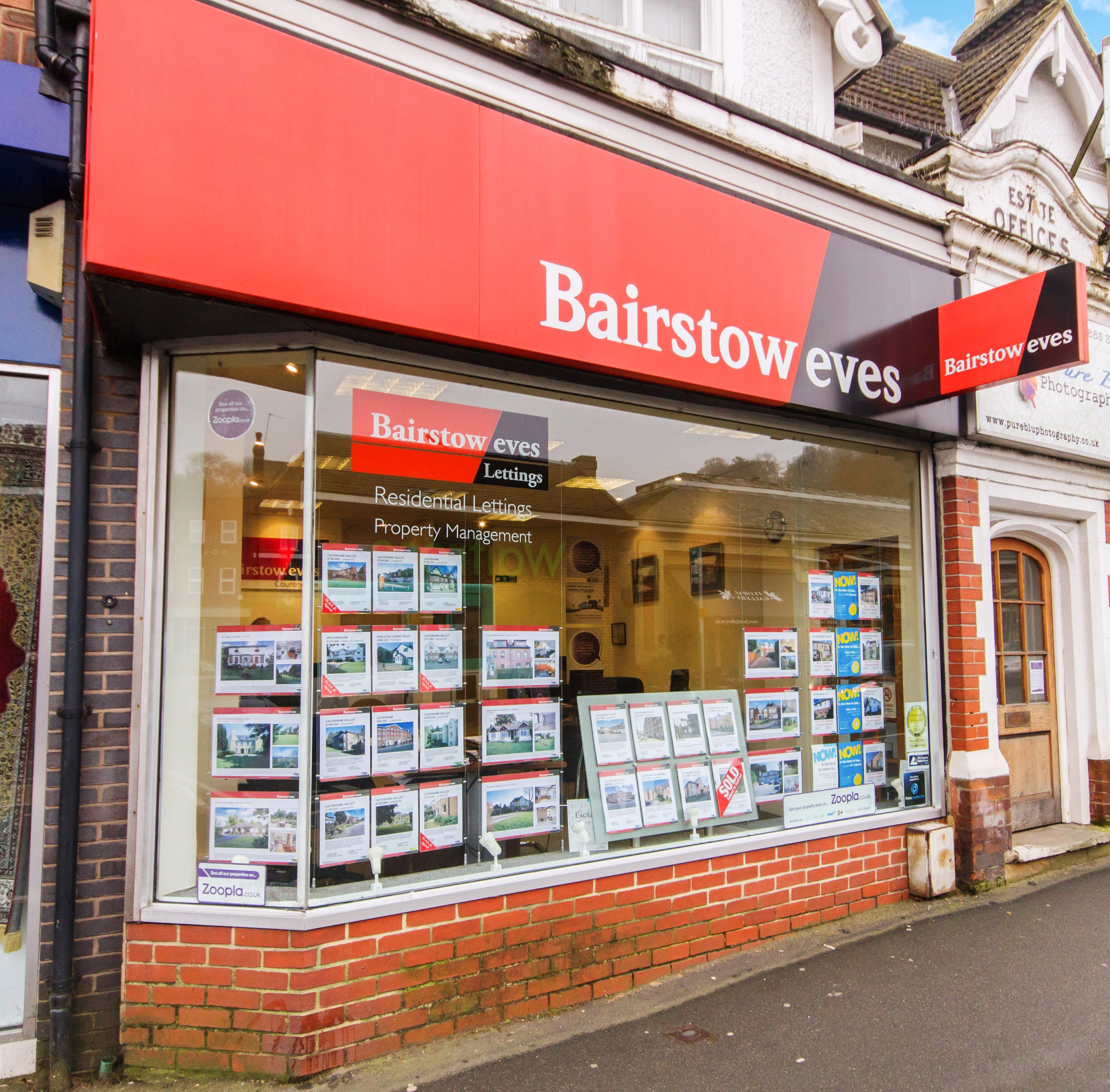 Bairstow Eves Estate Agents Caterham