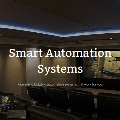 Smart Automation Systems - Rochester, NY 14612 - (585)615-8258 | ShowMeLocal.com