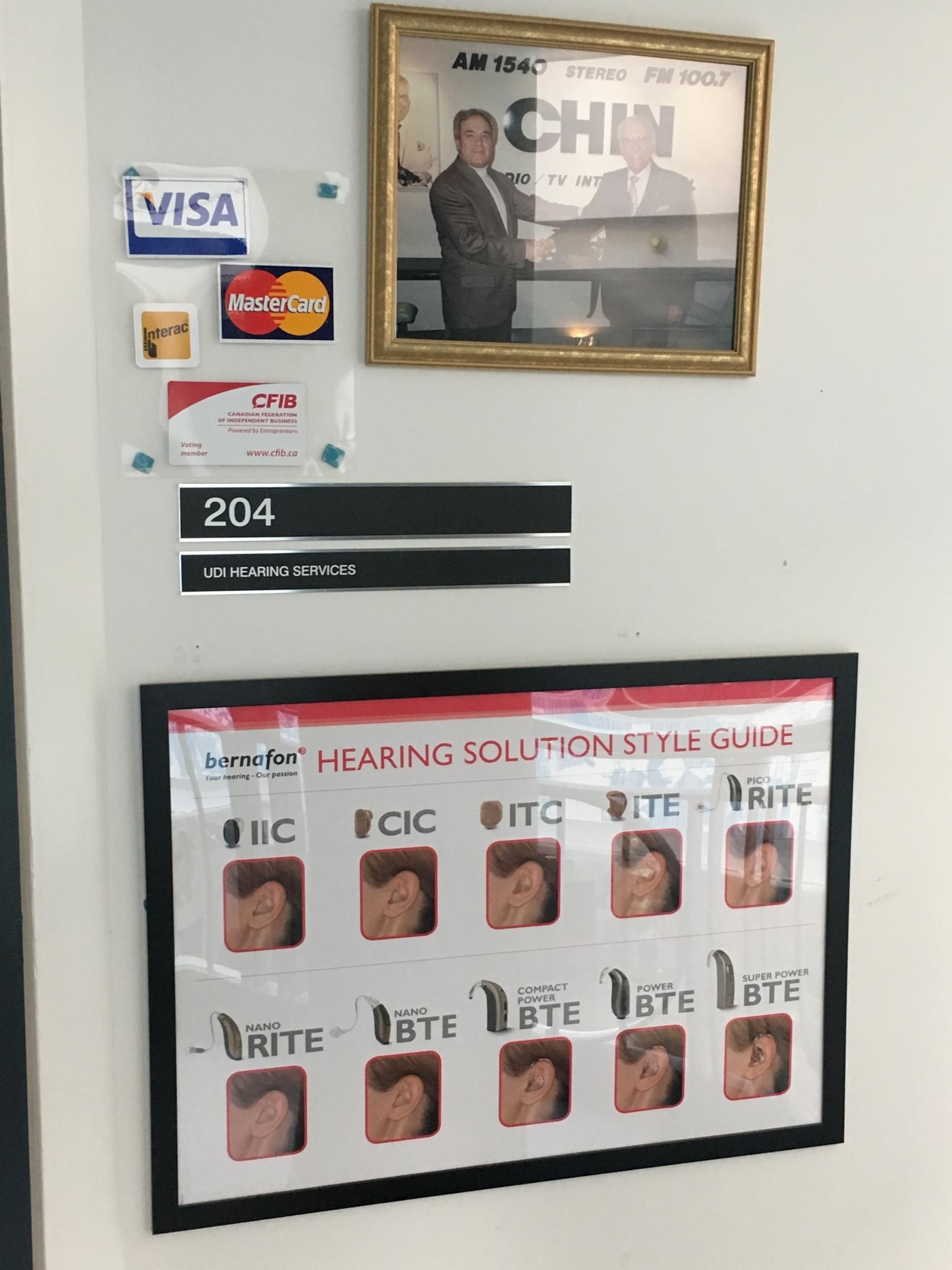UDI Hearing Service