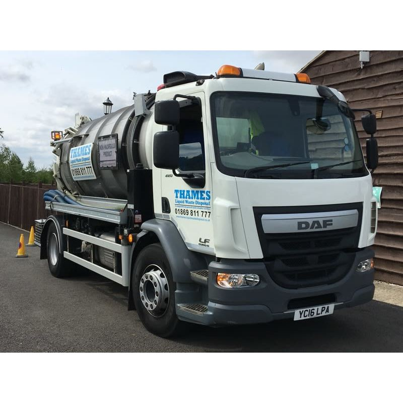 Thames Liquid Waste Disposal - Witney, Oxfordshire OX29 4DF - 01869 811777   ShowMeLocal.com