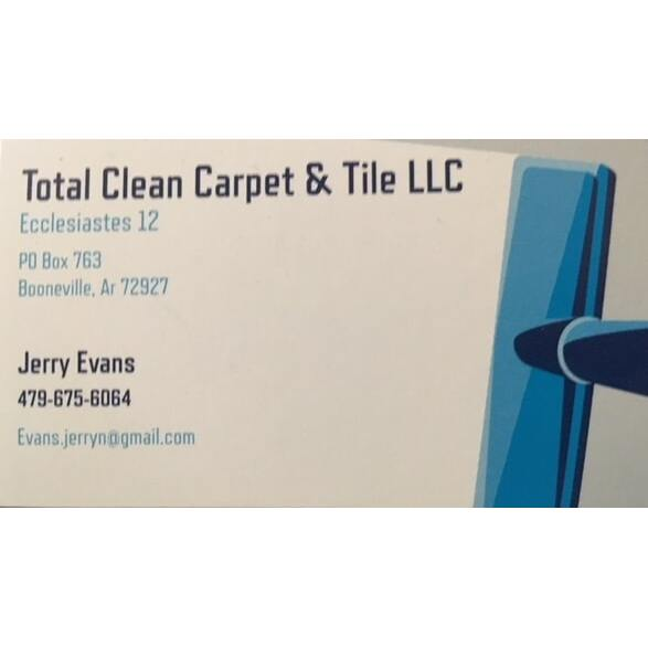 Total Clean Carpet & Tile LLC