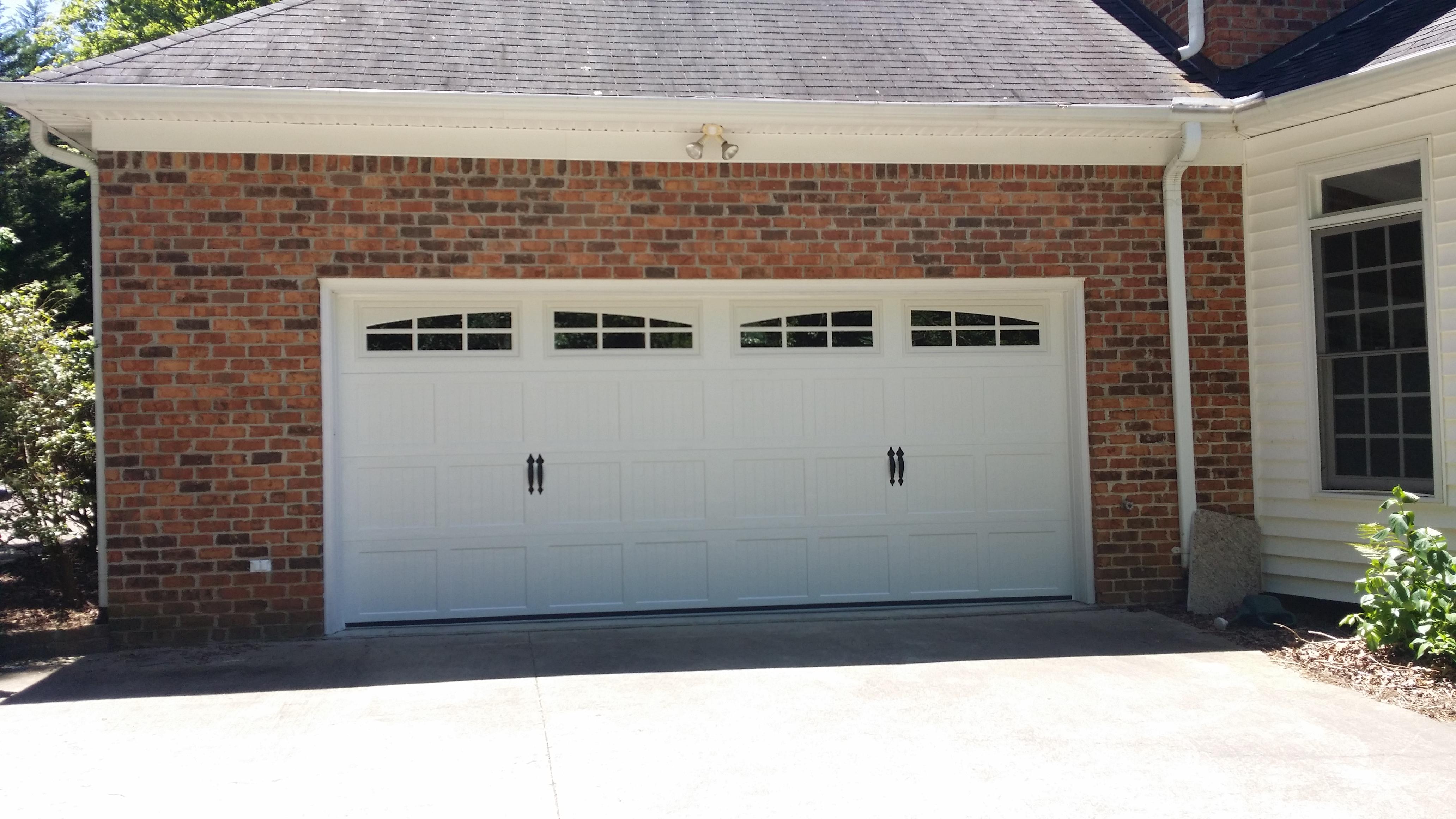 Protec Garage Door In Winston Salem Nc 27104