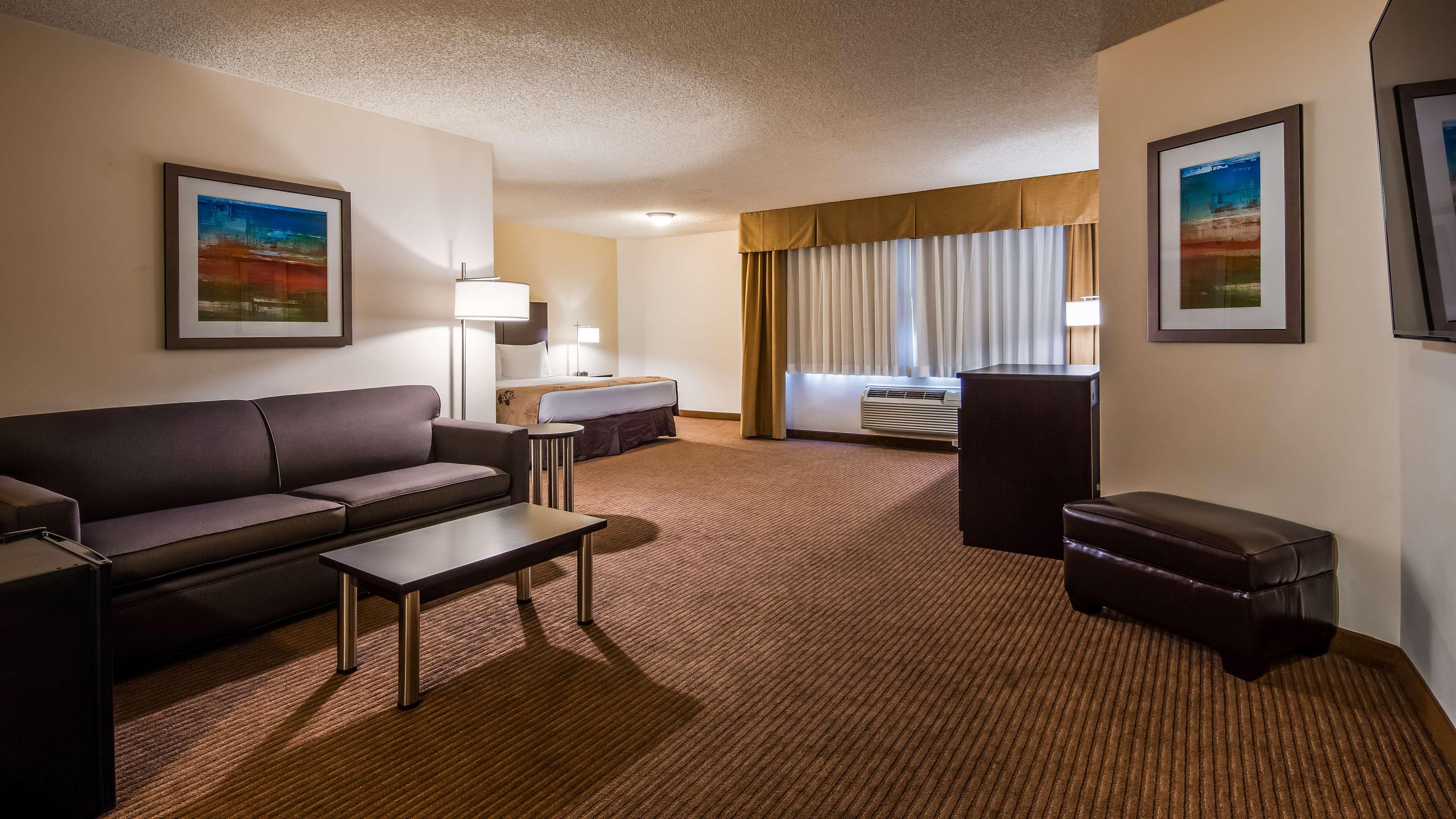 Suite Best Western Seattle Airport Hotel Seattle (206)878-3300