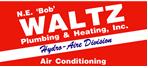 N E Bob Waltz Plumbing & Heating Inc