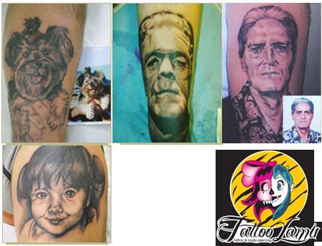 Tatuaggi Lamu' Tattoo