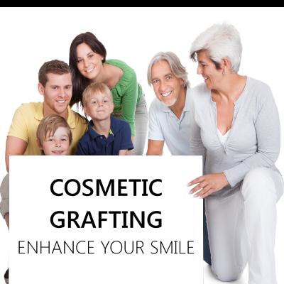 Cosmetic grafting Dr. Andre G. Grenier, DMD Plantation (954)473-1806