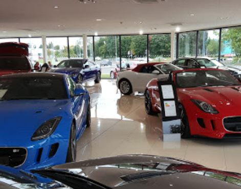 Inchcape Jaguar, Preston