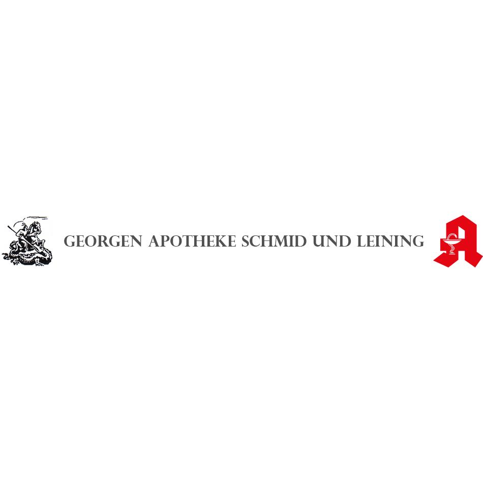 Bild zu Georgen Apotheke Schmid und Leining OHG in Darmstadt