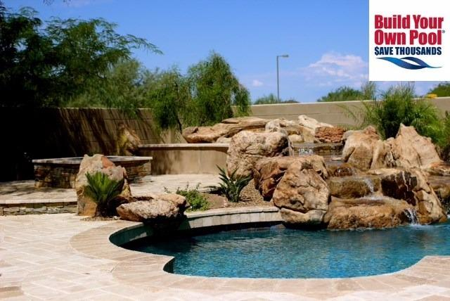 Build Your Own Pool Mesa Arizona Az