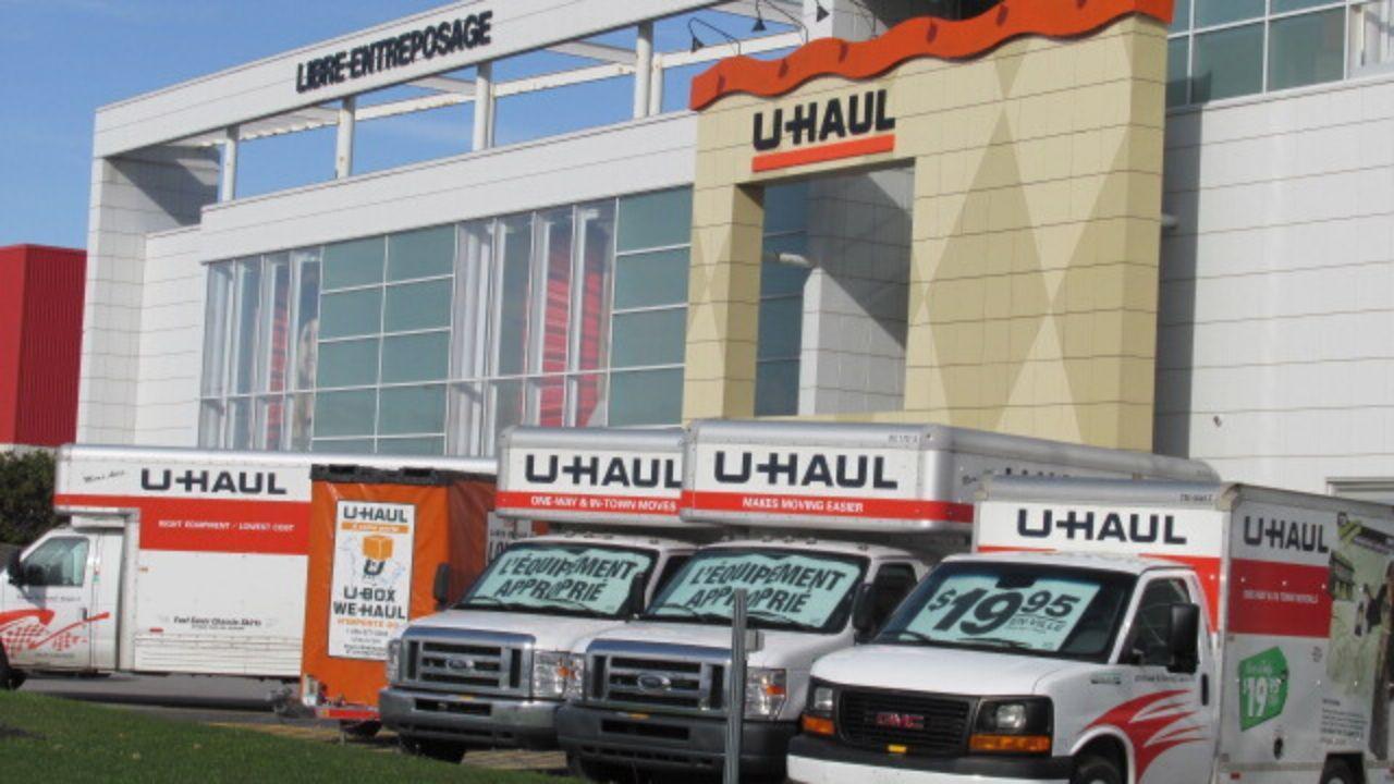 U-Haul De Laval-Déménagement Et Entreposage