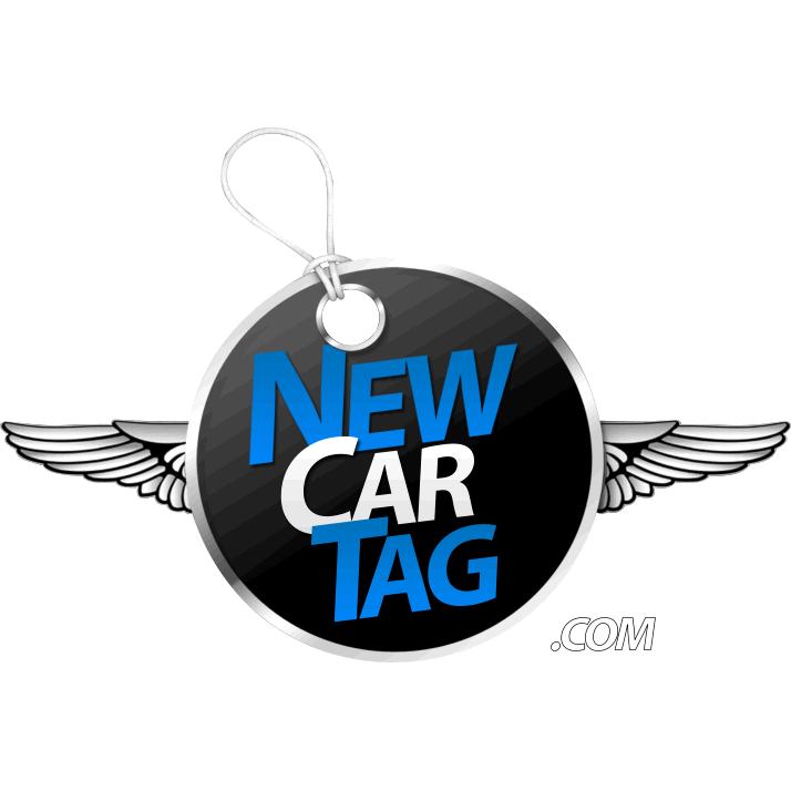 new car tag