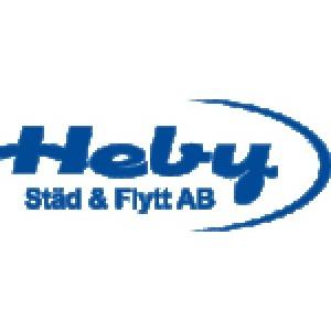 Heby Städ & Flytt AB