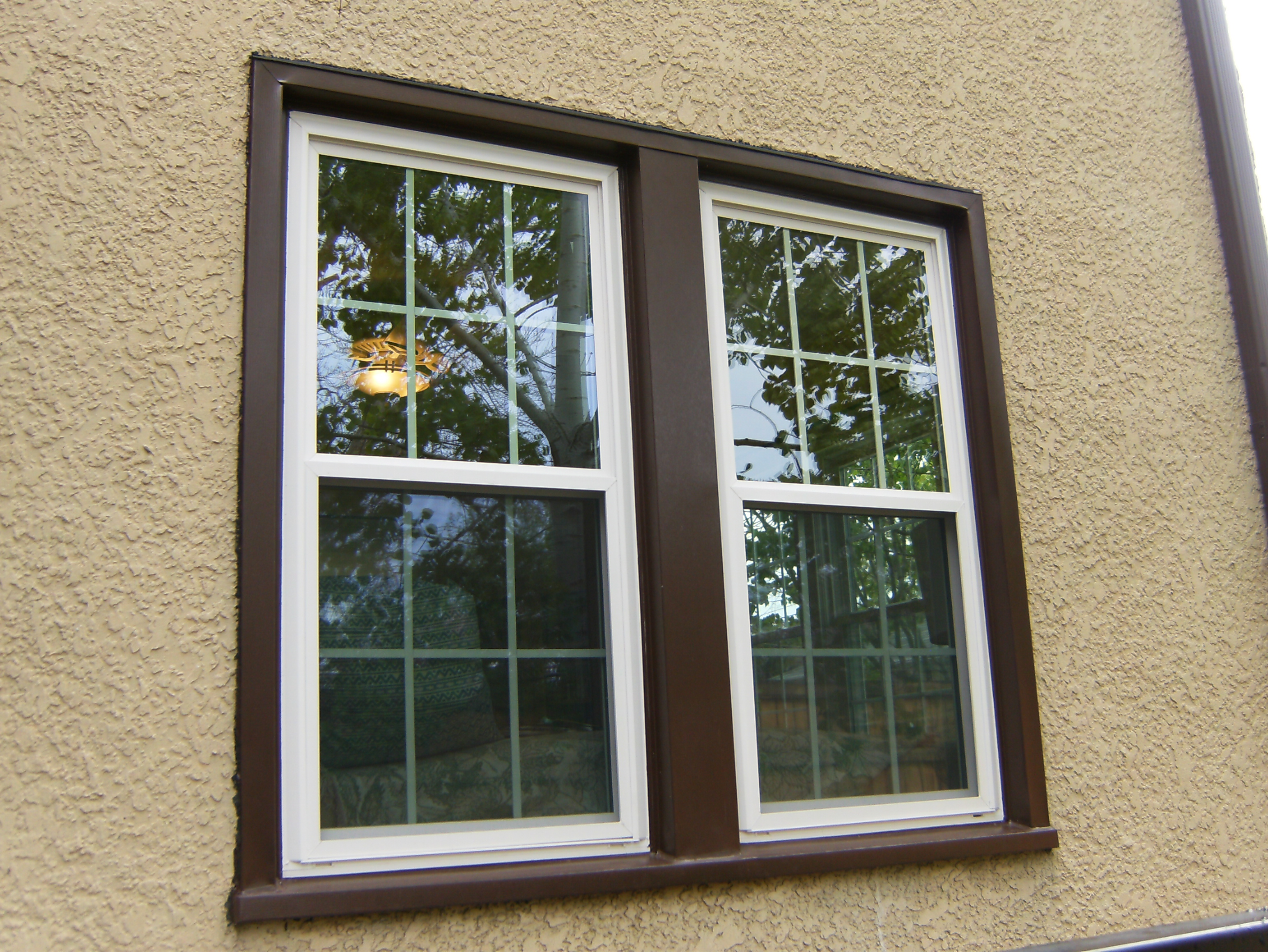 Replacement windows w aluminum wrap for Aluminum replacement windows
