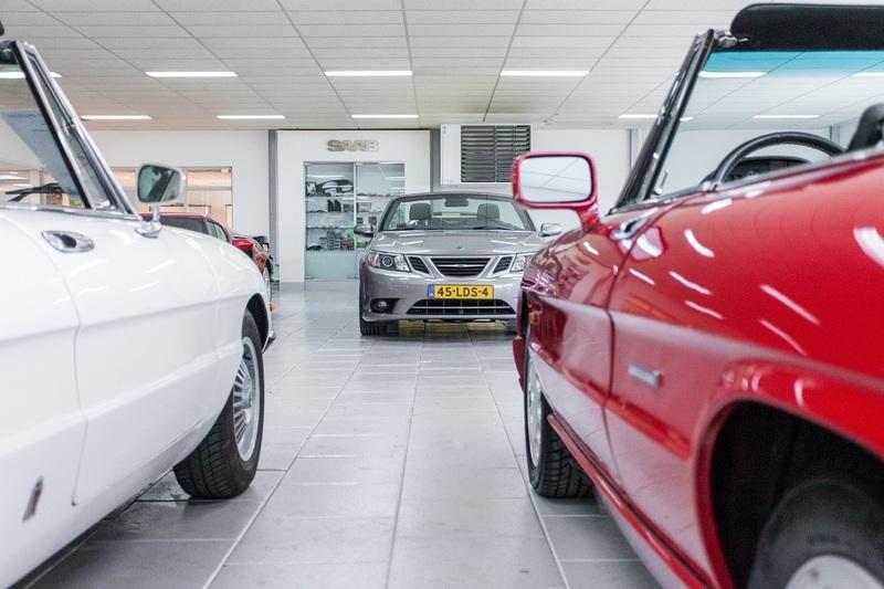 AutoFirst Saab Apeldoorn B.V.