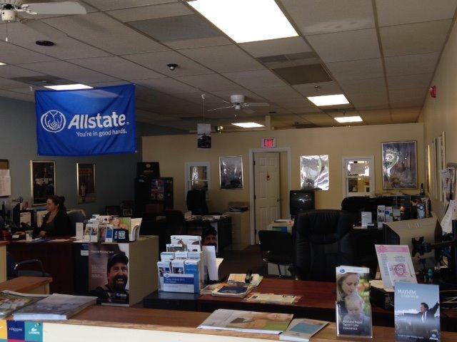 Allstate Insurance Agent Simone Fargiorgio West Warwick