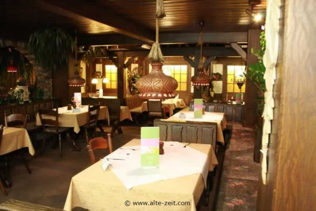 Alte Zeit - Internationales Restaurant