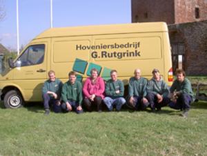 Hoveniersbedrijf Rutgrink G