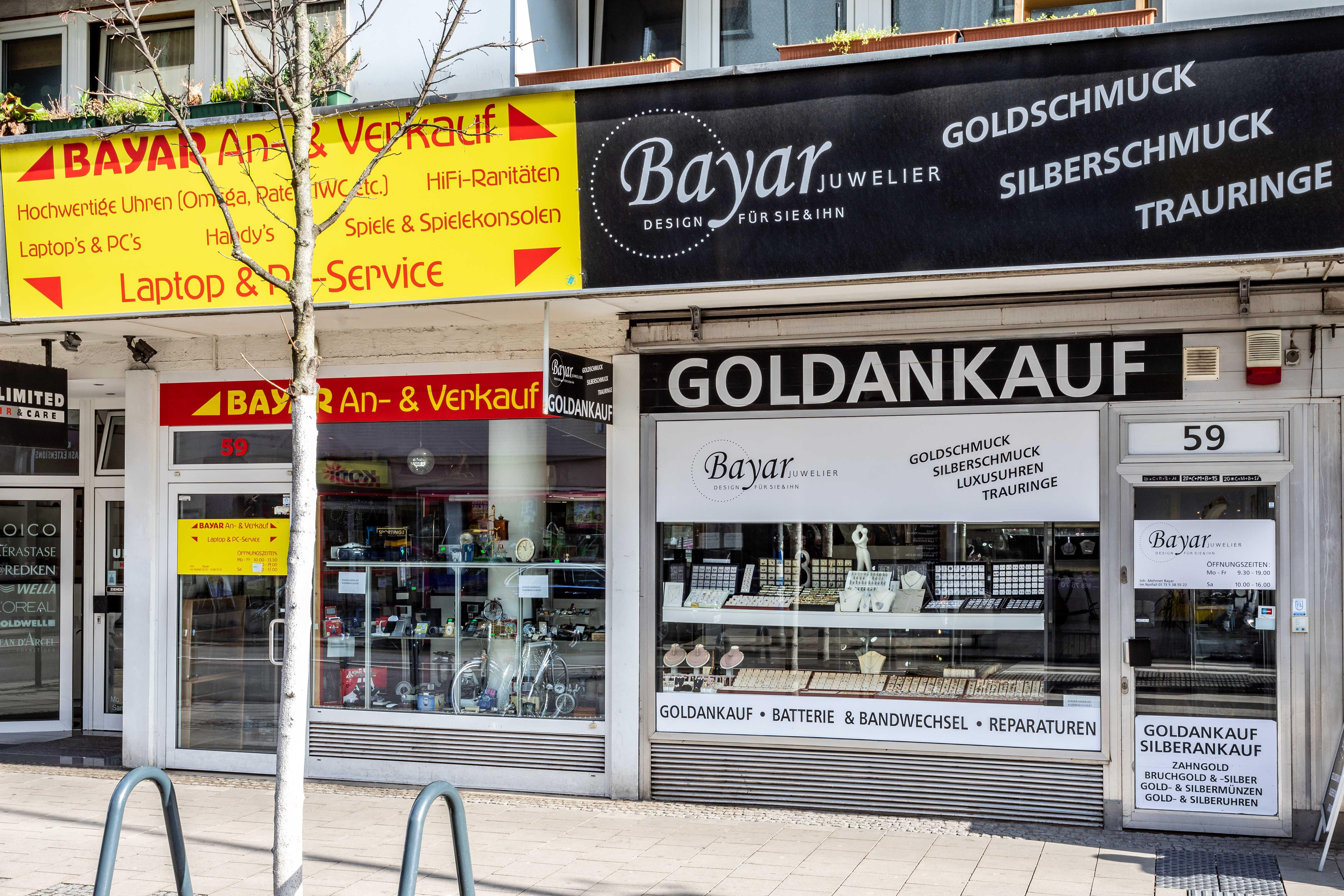 Juwelier Bayar Köln