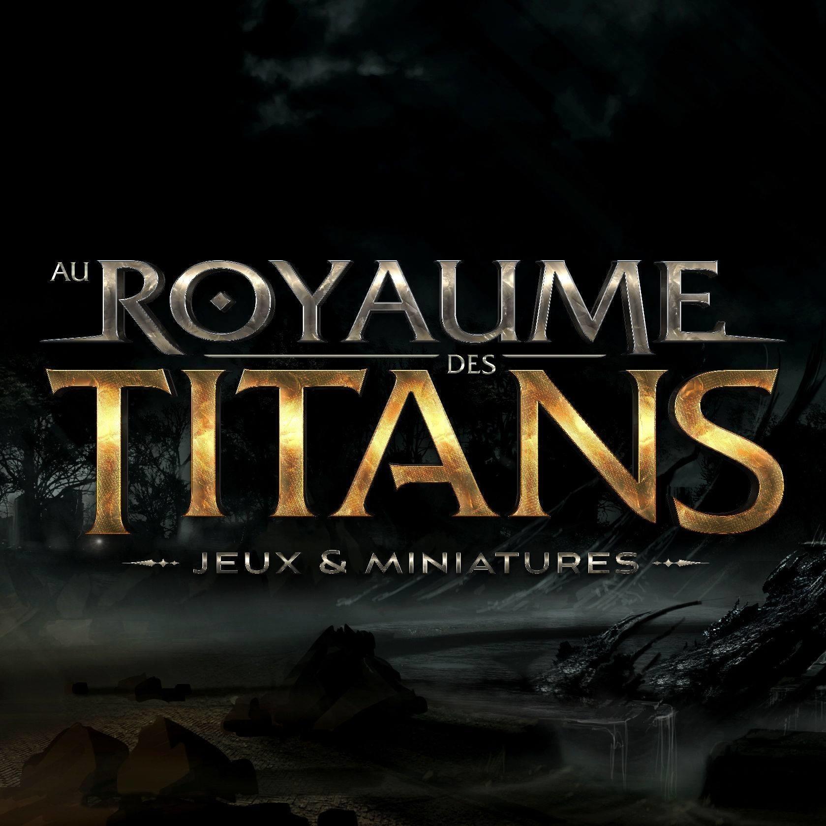 Au Royaume des Titans