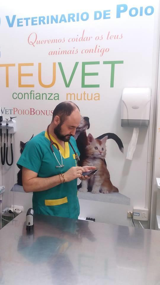 Veterinario De Poio