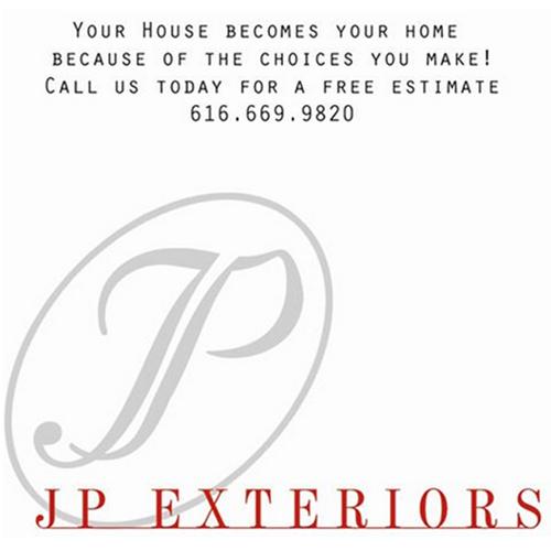 Jp Exteriors - Zeeland, MI - Windows & Door Contractors