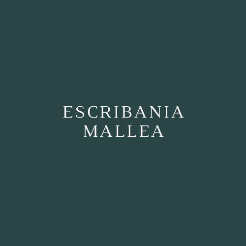 ESCRIBANIA MALLEA