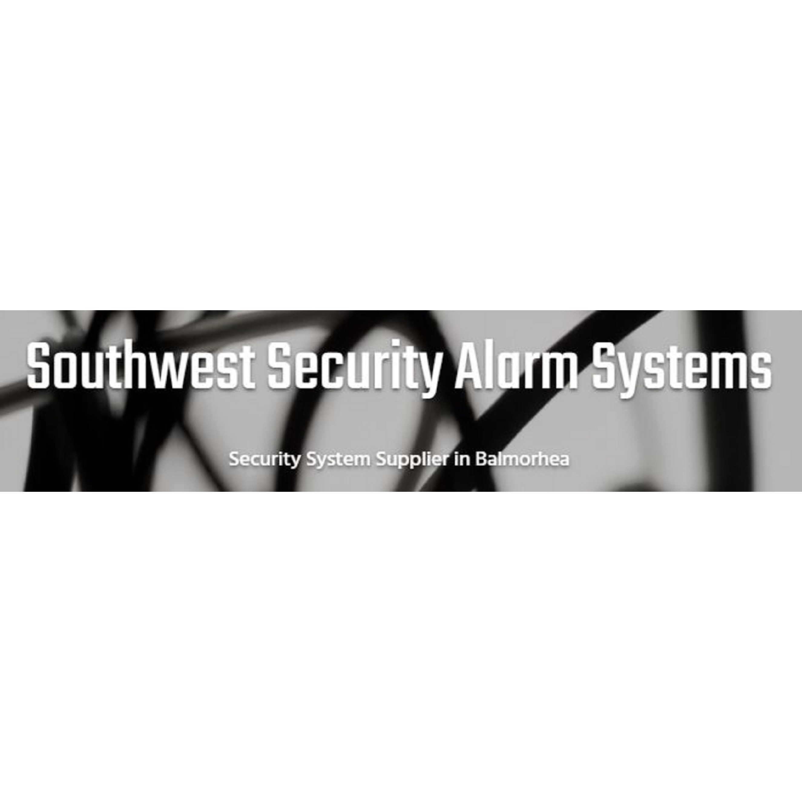 Southwest Security Alarm Systems - Balmorhea, TX - Home Security Services